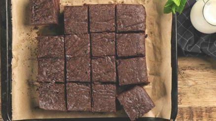 Receitas de bolo gelado de chocolate