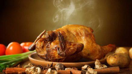 Receitas de frango atropelado