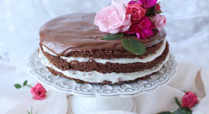 Receitas de bolo de aniversario simples