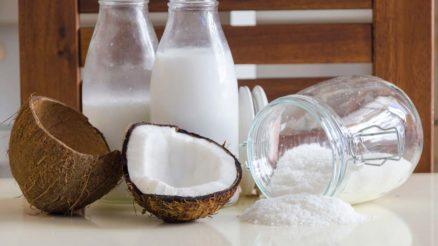 Receitas com leite de coco