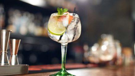 Drinks com gin