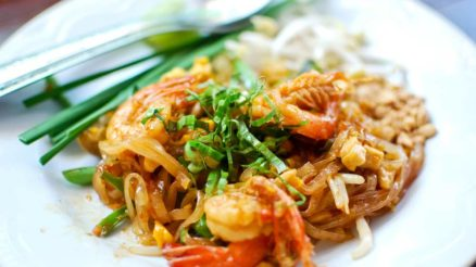 Receitas de Pad Thai