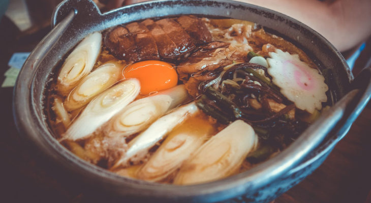 Receitas de sukiyaki